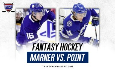 Fantasy Faceoff: Mitch Marner vs. Brayden Point