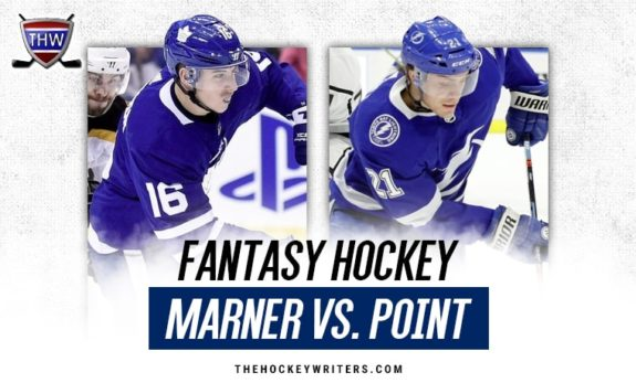 Mitch Marner vs. Brayden Point