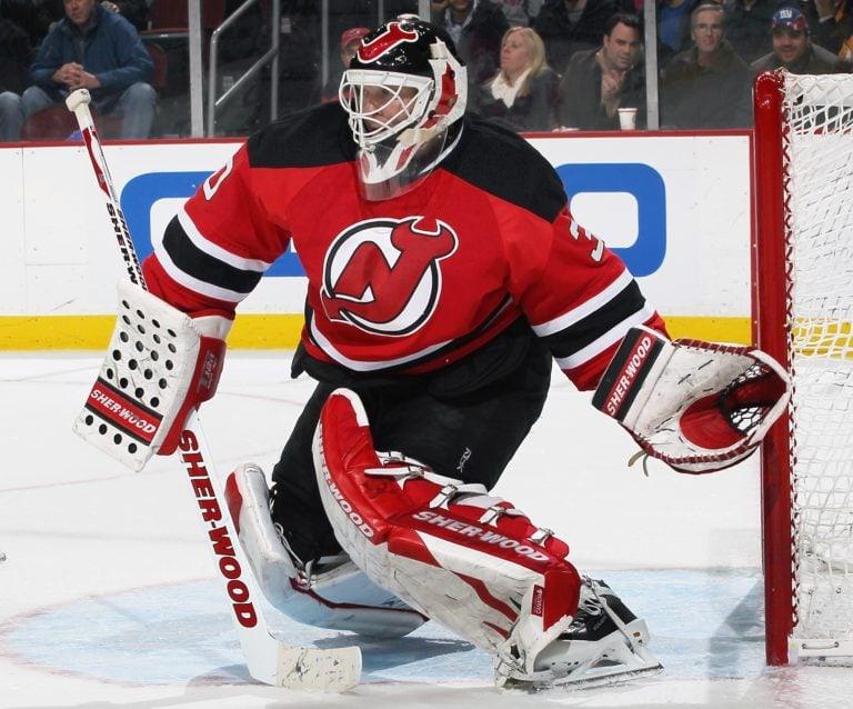 Martin Brodeur New Jersey Devils