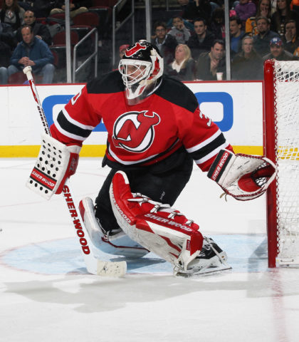 Flames Have Great Goalie Tandem in Markstrom and Rittich