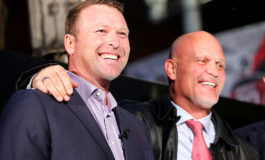 Blues Elevate Armstrong as Brodeur Heads Home
