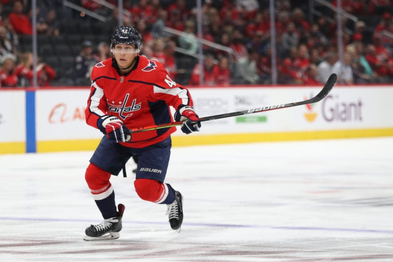 Martin Fehervary Washington Capitals