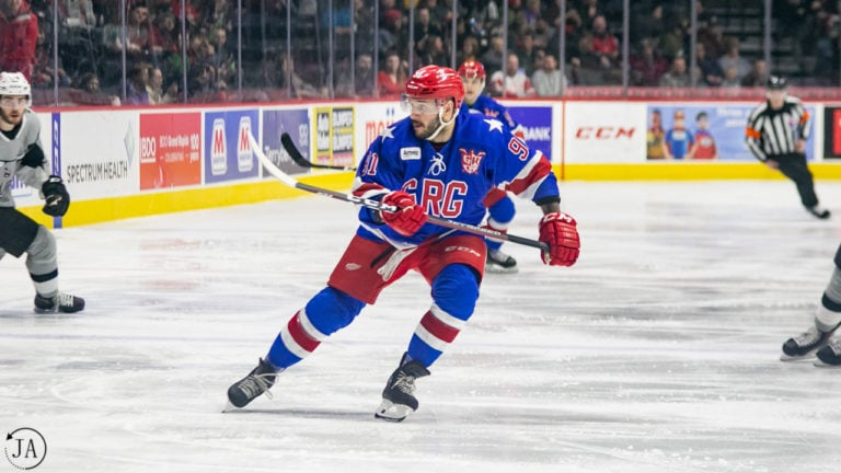 Martin Frk Grand Rapids Griffins Detroit Red Wings
