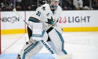 San Jose Sharks 2016-17 Review: The Goalies