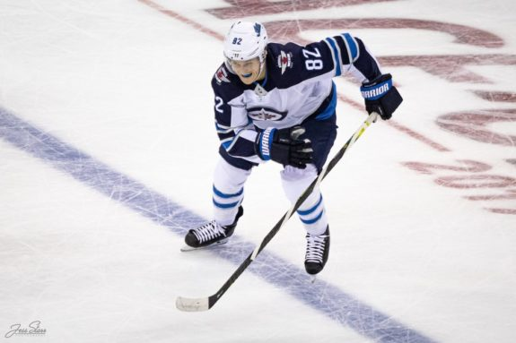 Mason Appleton Winnipeg Jets