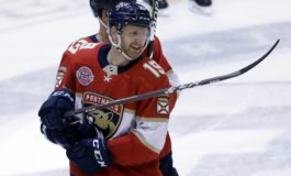 Panthers Overcome Penguins on Matheson OT Winner