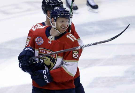 Florida Panthers Mike Matheson