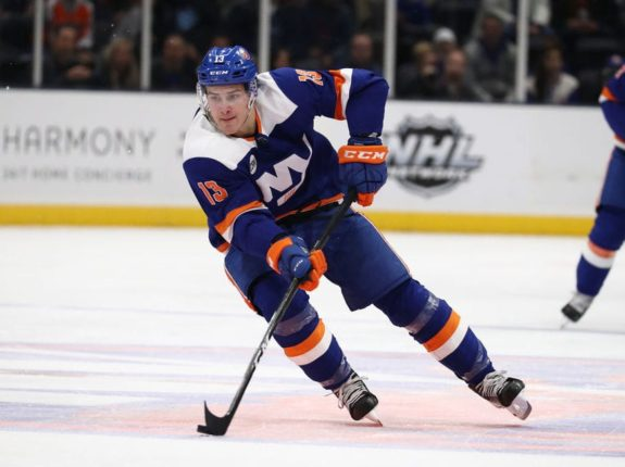 Mathew Barzal recently broke his goal scoring drought. The Islanders need him to be consistent moving forward.