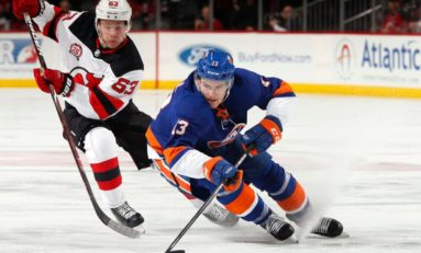 Islanders 12 Days of Hockeymas: Top 9 Mathew Barzal Plays