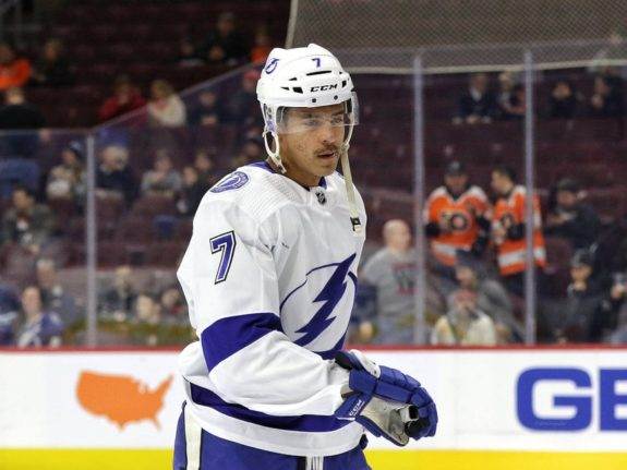 Mathieu Joseph, Tampa Bay Lightning