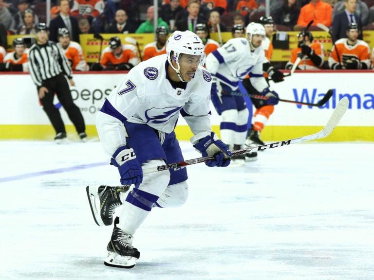 Mathieu Joseph, Tampa Bay Lightning