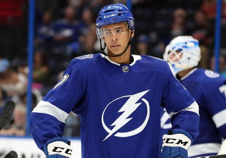 Mathieu Joseph Tampa Bay Lightning