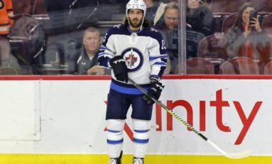 Jets' Mathieu Perreault Lashes out at NHL for Not Punishing Canucks' Virtanen