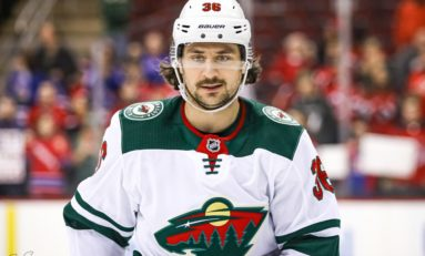 Wild Score 8 Goals in Final 2 Periods, Coyotes' Kuemper Hurt