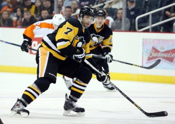 Matt Cullen Penguins