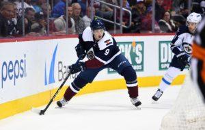 Matt Duchene, Colorado Avalanche, NHL