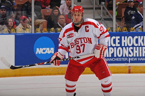 Matt Gilroy Boston University