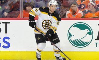Bruins Should Keep Grzelcyk With McAvoy In the Regular Season
