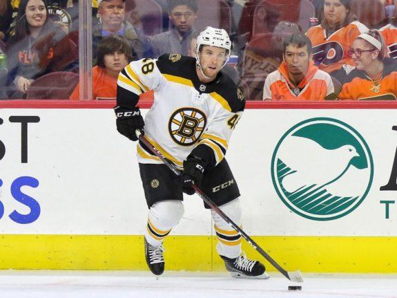 Matt Grzelcyk - Bruins