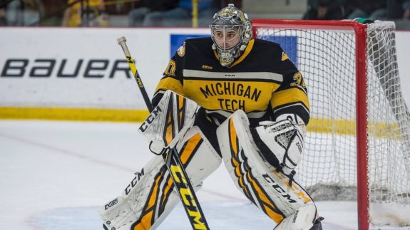 Matt Jurusik Michigan Tech