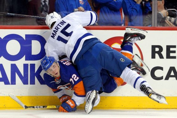 Matt Martin, NHL, Toronto Maple Leafs