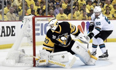 Matt Murray Starts for Team North America, Trouba and Miller Scratched