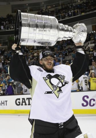 Matt Murray, Pittsburgh Penguins, NHL