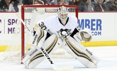 Coup Complete: Murray the Clear Choice in Penguins' Net