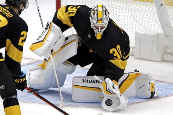 Pittsburgh Penguins Matt Murray