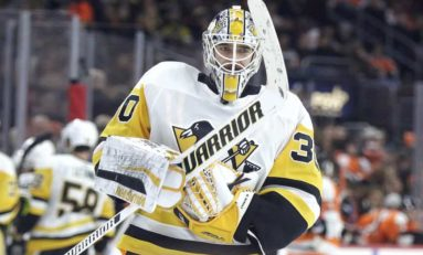Murray's Injury Could Confuse Penguins' Crease