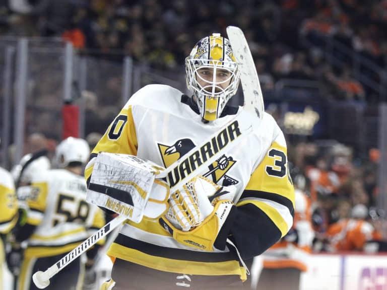 Matt Murray Penguins