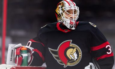 Senators Can Be Optimistic With Comfortable & Confident Murray in Net