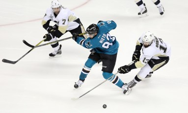 Sharks Ready, Clock Ticking for Nieto and Wingels