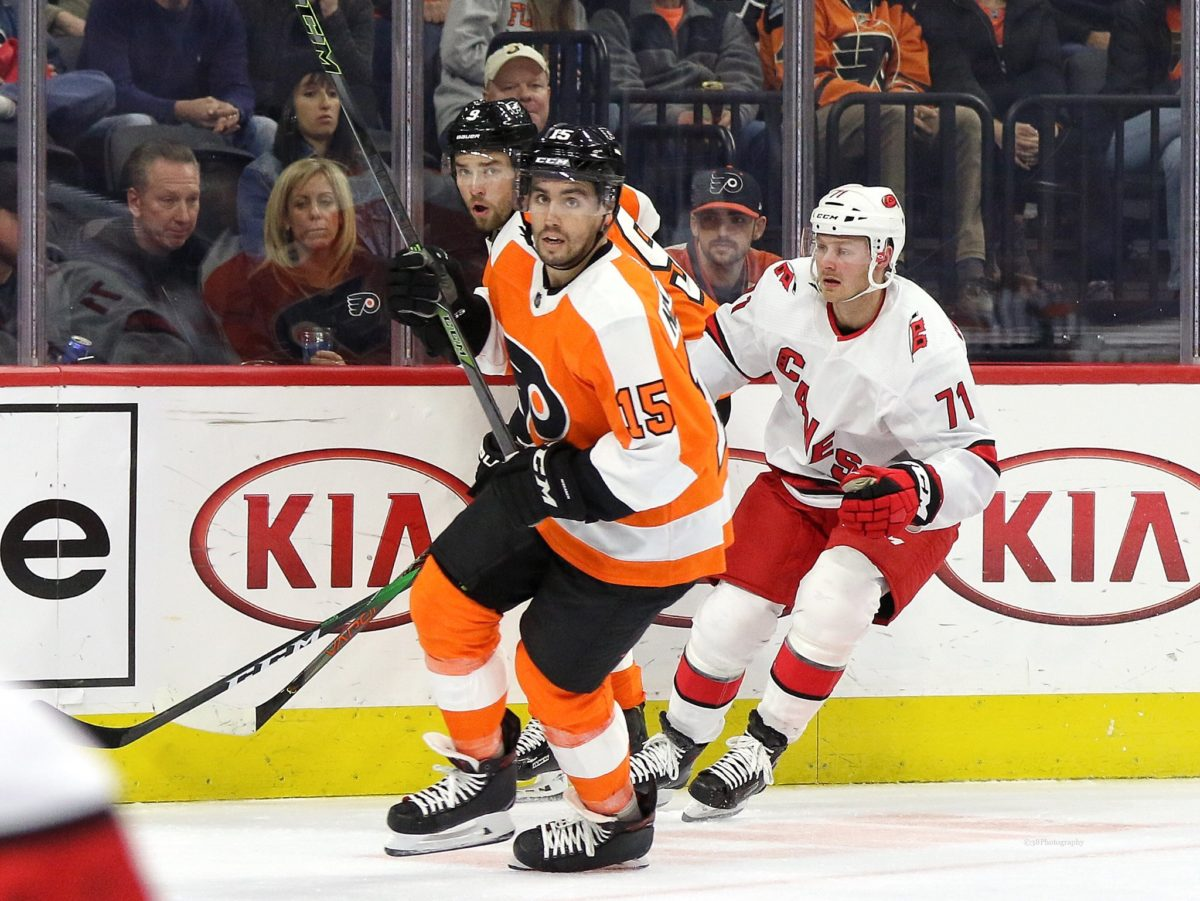 Matt Niskanen Philadelphia Flyers