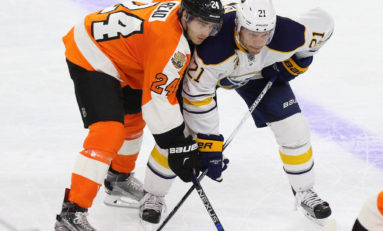 Preview: Sabres Look to Gain Ground on the Flyers