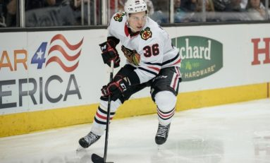 Opportunities Abound for Blackhawks Youngsters