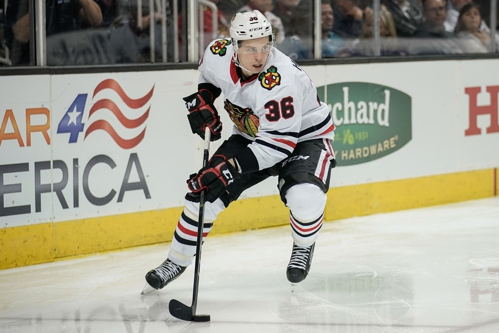 Chicago Blackhawks | Opportunities Abound for the Youngsters