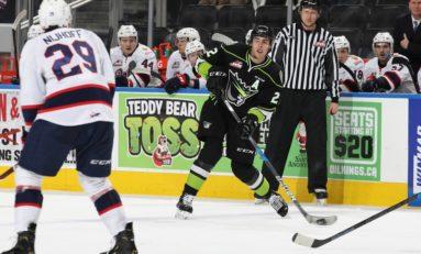 Matthew Robertson - 2019 NHL Draft Prospect Profile