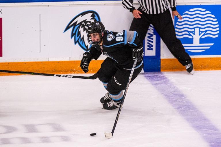 Matthew Savoie Winnipeg ICE