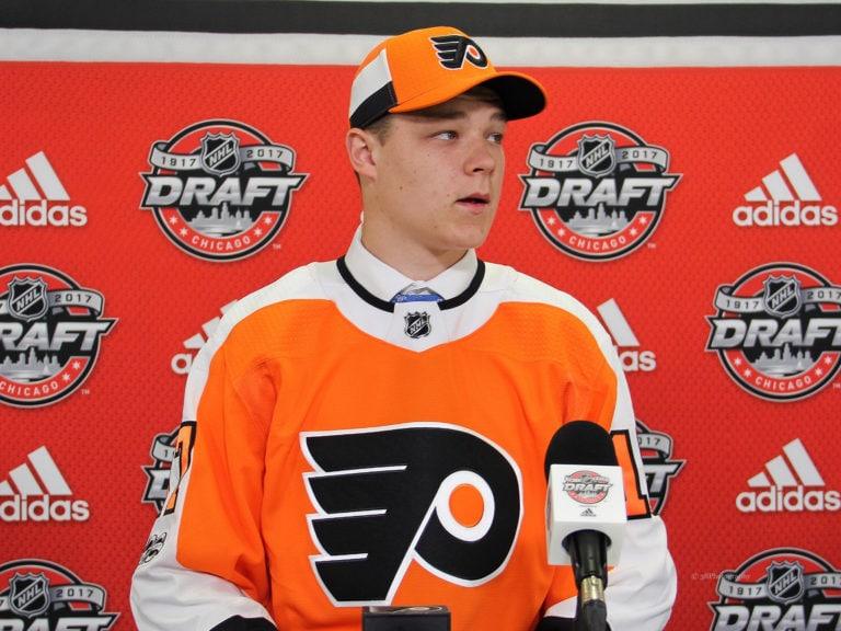 Matthew Strome Draft Flyers