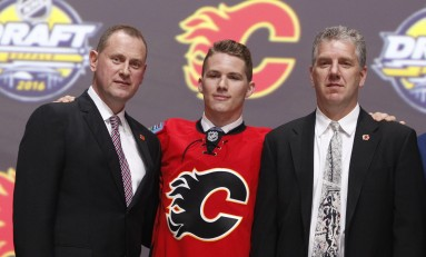 Flames Drafts Pay Depth Dividends