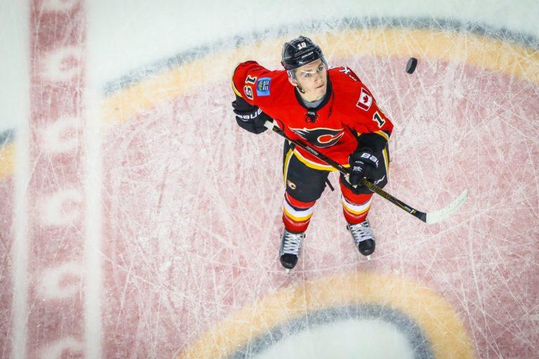 Matthew Tkachuk, Calgary Flames, NHL