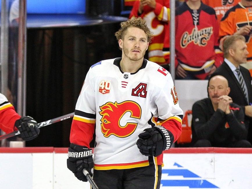 Matthew Tkachuk Calgary Flames