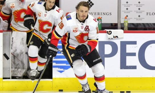 A Look at the Calgary Flames' All-Stars