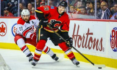 Flames' Tkachuk Stays, Kings' Gilbert Suspended & More News