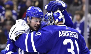 Maple Leafs Win the Biggest Game of the Season Over Panthers