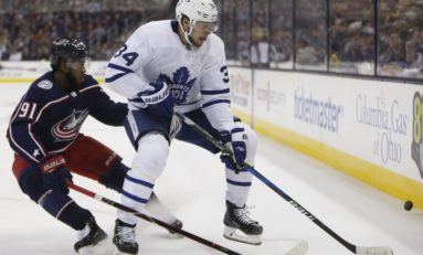 Matthews Signs Contract Extension With Maple Leafs