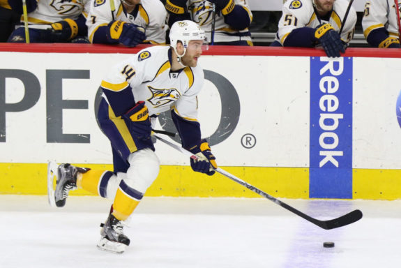 Mattias Ekholm, Nashville Predators, NHL