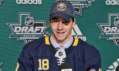 Buffalo Sabres 2018 Draft Review