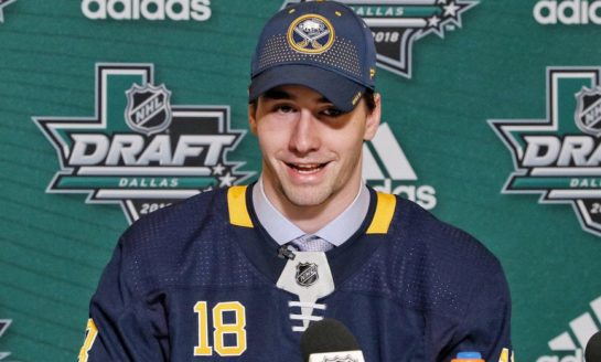 Sabres Sign Trio of Prospects
